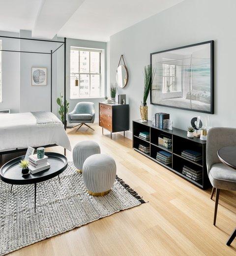 2 Bedroom Apartment In New York: Luxury Studio, 1 & 2 Bedroom Apartments In NYC
