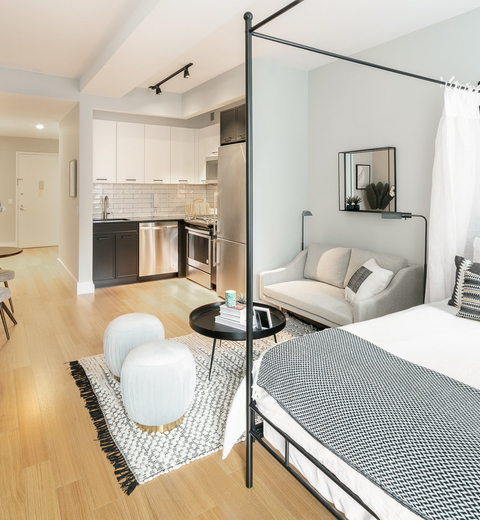 1 Br Apartments Nyc: Luxury Studio, 1 & 2 Bedroom Apartments In NYC